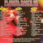 Planeta Dance 95 Bit Music 1995