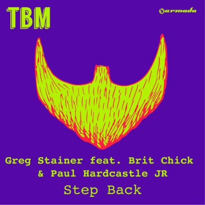 Greg Stainer Feat. Brit Chick And Paul Hardcastle JR – Step Back