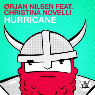 Ørjan Nilsen Feat. Christina Novelli – Hurricane