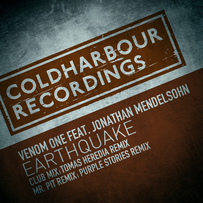 Venom One Feat. Jonathan Mendelsohn – Earthquake