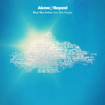 Above And Beyond Feat. Alex Vargas – Blue Sky Action
