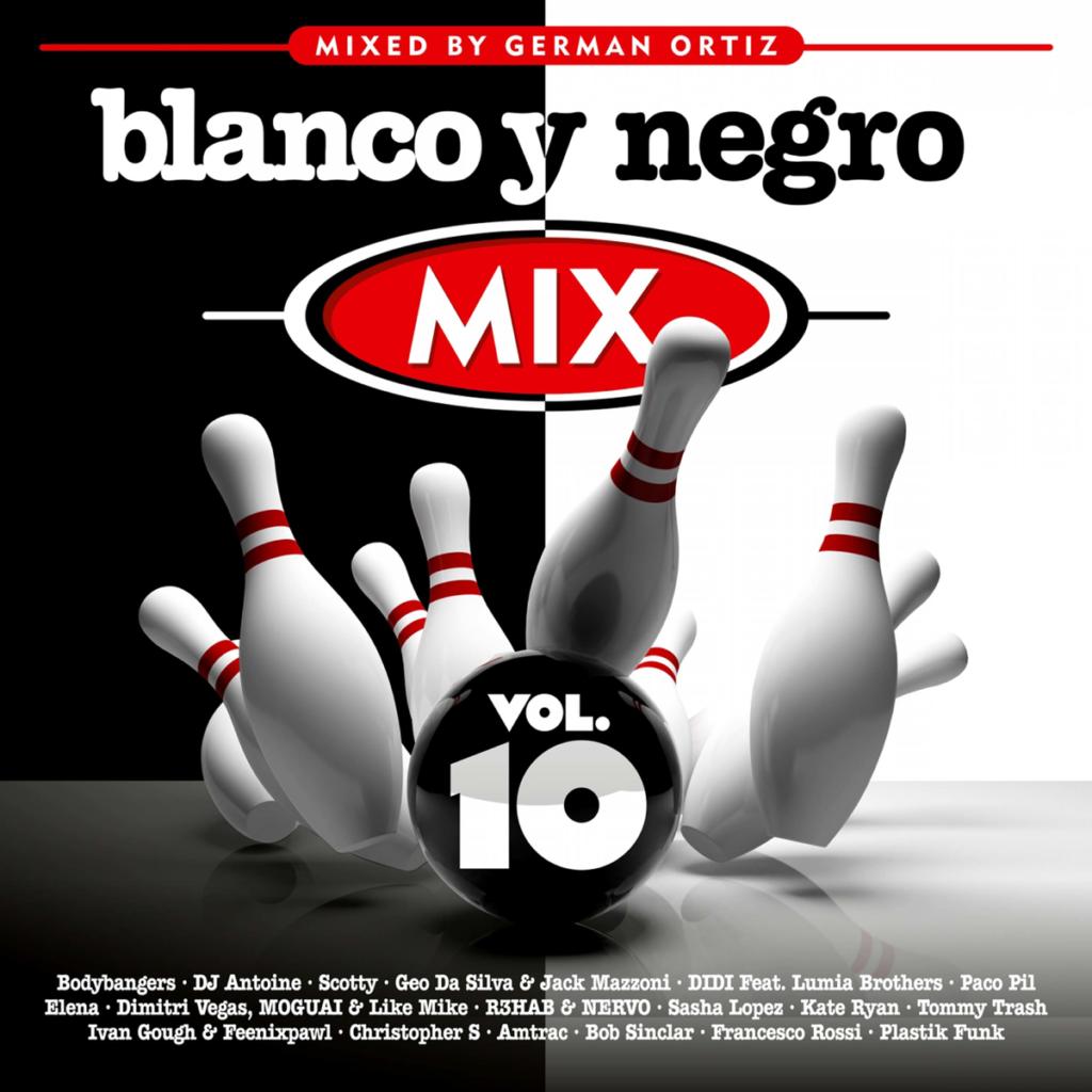 Blanco Y Negro Mix Vol. 10