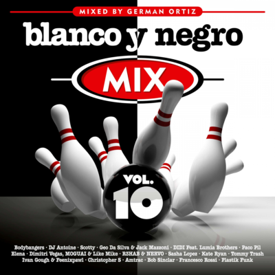 Blanco Y Negro Mix Vol. 10