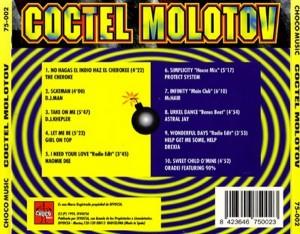 Coctel Molotov 1995 Divucsa