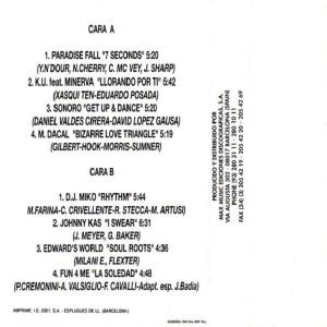 Directo Al Cerebro 1995 Koka Music Max Music