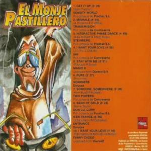El Monje Pastillero 1995 Choco Music Divucsa