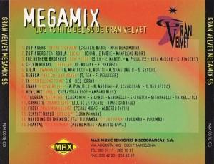 Gran Velvet Megamix 1995 Max Music