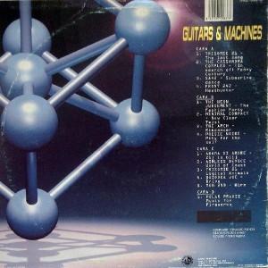 Guitars & Machines 1995 Blanco Y Negro