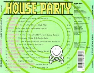 House Party Only House Muzik 1995 Arcade