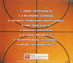 Jordan Mix 1995 Koka Music Max Music