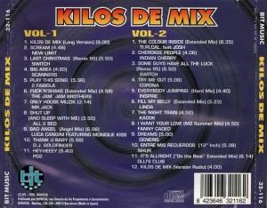 Kilos De Mix 1995 Bit Music