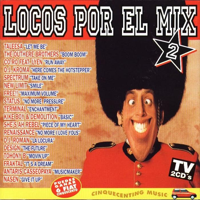 Locos Por El Mix 2