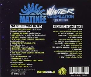 Matinée Winter Compilation 2015 Edition