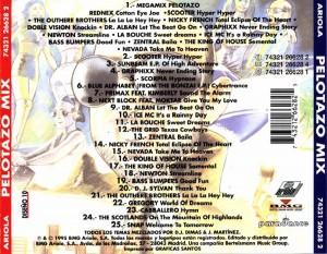 Pelotazo Mix 1995 Ariola