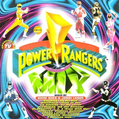 Power Rangers Mix