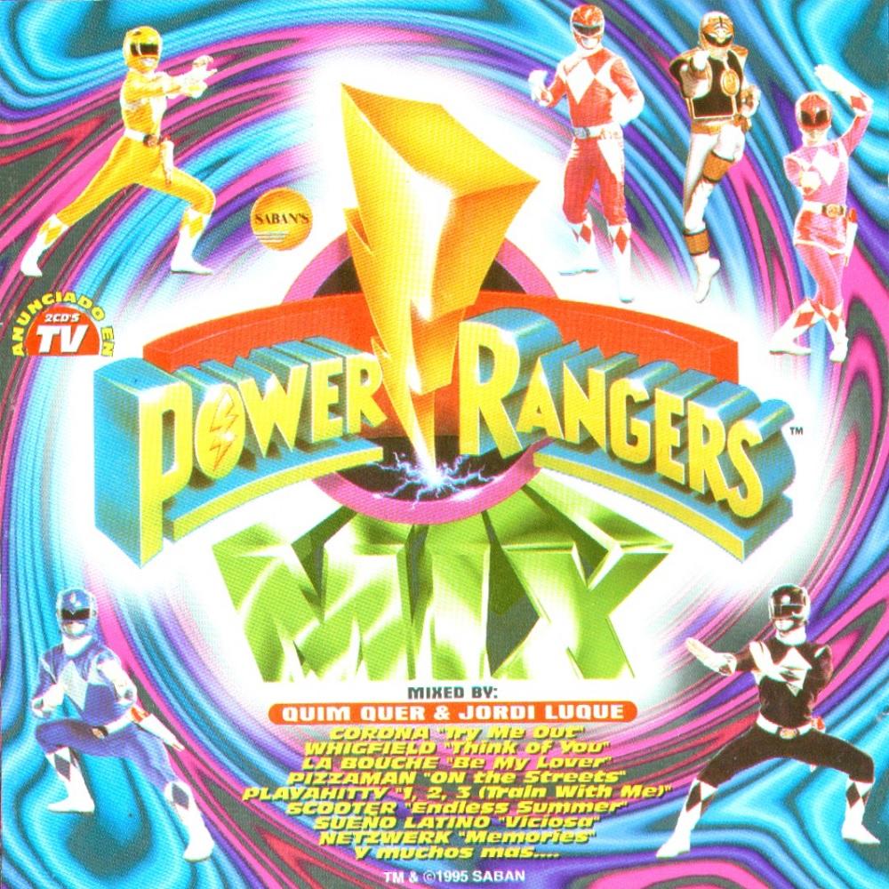 Power Rangers Mix