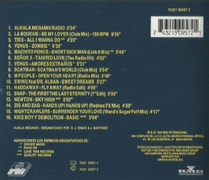 Radiactividad 1995 Ariola