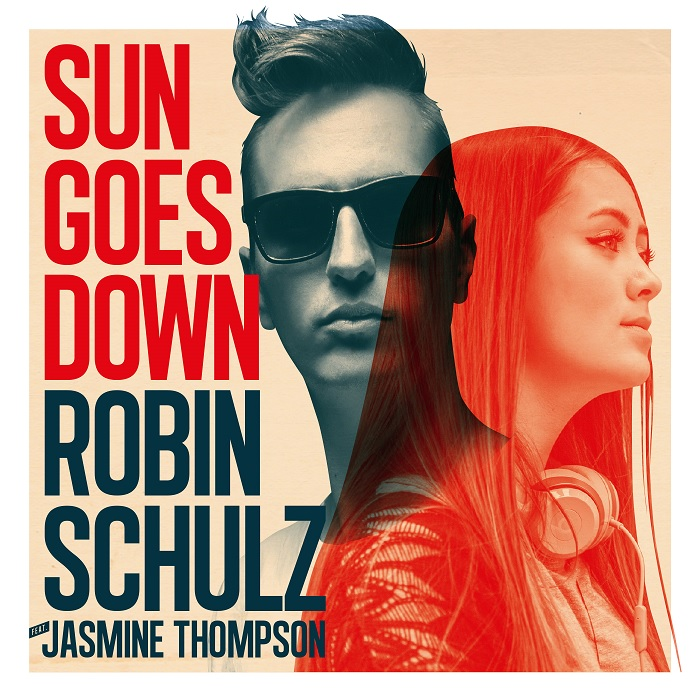 Robin Schulz Feat. Jasmine Thompson – Sun Goes Down