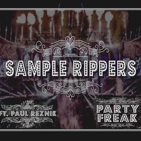 Sample Rippers Feat. Paul Reznik – Partyfreak