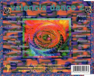 Valencia Dance 2 1995 Bol Records Max Music Kong Records