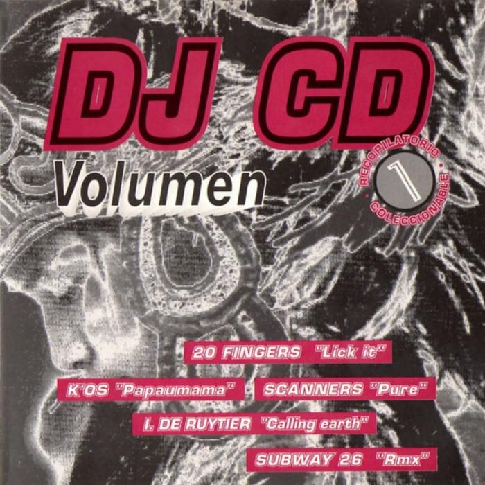 Volumen DJ CD