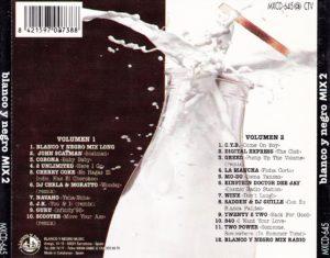 Blanco Y Negro Mix 2 1995 Blanco Y Negro Music
