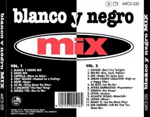 Blanco Y Negro Mix 1994