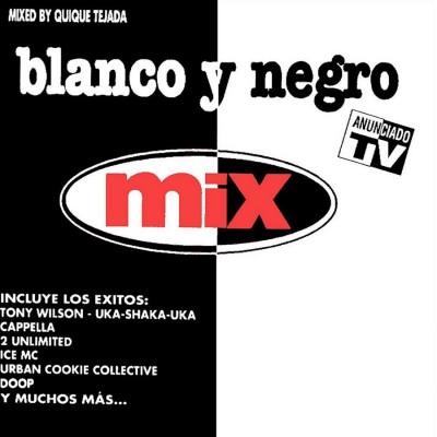Blanco Y Negro Mix