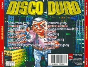 Disco Duro 1995 Choco Music Divucsa