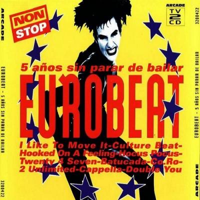 Eurobeat – 5 Años Sin Parar De Bailar