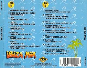 Ibiza Mix 1994 Max Music