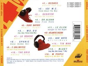 Lo + Disco 5 1994 Ariola