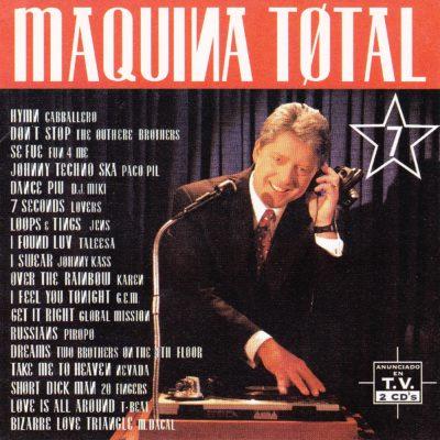 Maquina Total 7