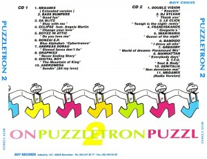 Puzzletron 2 1994 Boy Records