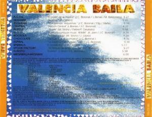 Valencia Baila 1994 Area Internacional Blanco Y Negro