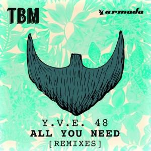 Y.V.E. 48 All You Need Remixes