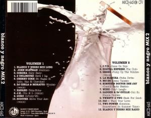 Blanco Y Negro Mix 2 1995