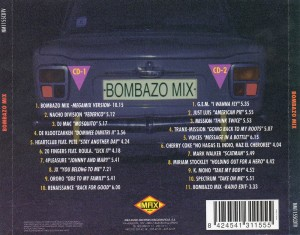 Bombazo Mix 1995 Max Music