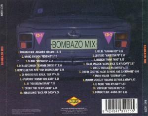 Bombazo Mix 1995 Max Music