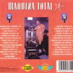 Maquina Total 8 Max Music 1995