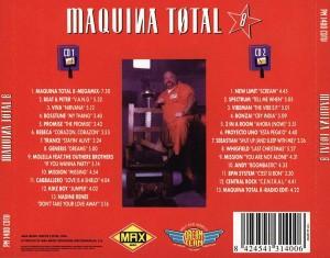Maquina Total 8 1995 Max Music