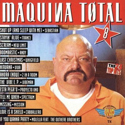 Maquina Total 8