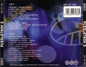 Puzzletron 3 1995 Boy Records