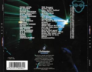 ACTV En Directo 1994 Contraseña Records