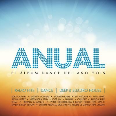 Anual El Álbum Dance Del Año 2015