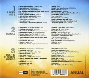 Anual El Álbum Dance Del Año 2015 Blanco Y Negro