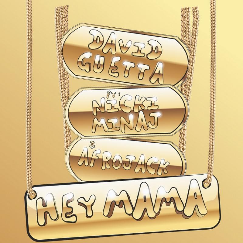 David Guetta Feat Nicki Minaj And Afrojack Hey Mama Ellodance