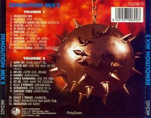 Demolition Mix 2 Blanco Y Negro 1995