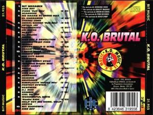 K.O. Brutal 1995 Bit Music