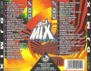 DJ Mix 1996 Blanco Y Negro Music